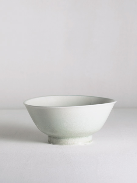 bowl with celadon glaze