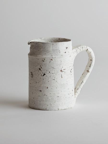 cracked slip pitcher
