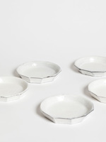 faceted kohiki plates