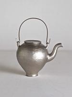 platinum teapot